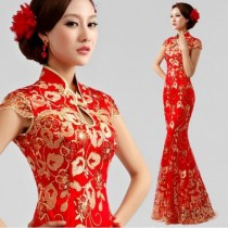 Fabulous Chinese Traditional Wedding Dresses