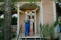 wedding photo - Playful + Colorful Austin, Texas Wedding: Lucy + John