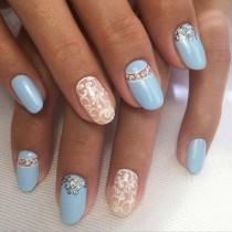 wedding photo - Nail Art #1527 - Best Nail Art Designs Gallery