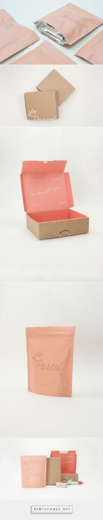 wedding photo - Le Parcel Packaging System By Seven Fifty Five Curated By Packaging Diva PD. Third In A Series Of Package System Designs For Le Parcel A Monthly Deliv... - A Grouped Images Picture