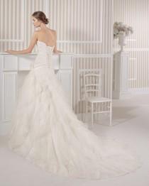 wedding photo - Luna novias 8S183 LOVELY -  Designer Wedding Dresses