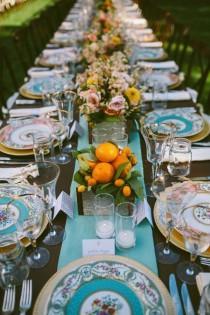 wedding photo - Colorful Sonoma Valley Wedding