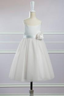 wedding photo - Eden Princess Flower Girl  Dresses - Style 12370 - Formal Day Dresses