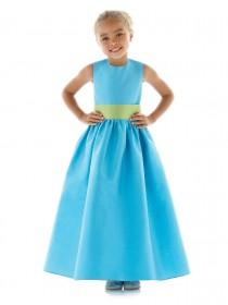 wedding photo - Flower Girl Dress FL4024 - Charming Wedding Party Dresses