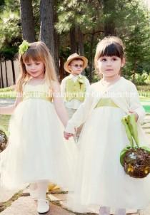 wedding photo - Custom Girls Dress 6. 7. 8.