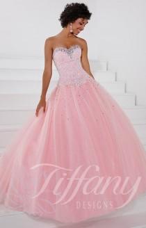 wedding photo - Tiffany - 61128 - Elegant Evening Dresses