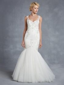 wedding photo - Enzoani Huntington -  Designer Wedding Dresses