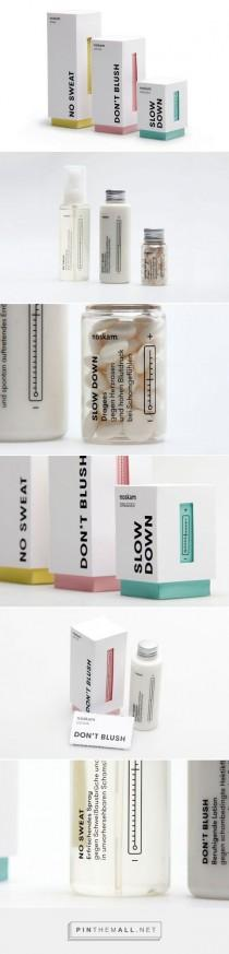 wedding photo - Noskam Student Packaging Concept Designed By Muskat (Germany) - Http://www.packagingoftheworld.com/2016/01/noskam-student-project.html... - A Grouped Images Picture