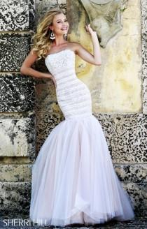 wedding photo - Sherri Hill - 11154 - Elegant Evening Dresses