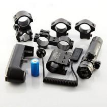 wedding photo - Laservisier grun 5mw laser für luftgewehr waffen pistole