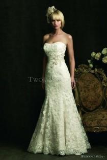 wedding photo - Allure - Bridals (2012) - 8917 - Glamorous Wedding Dresses