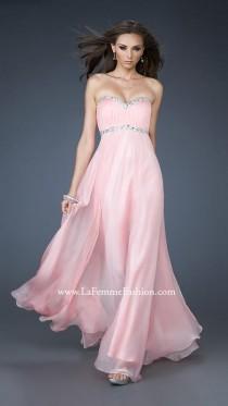 wedding photo - Lafemme Gigi Prom Dresses Style 18253 -  Designer Wedding Dresses