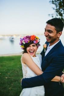 wedding photo - Relaxed Fun Party Vibes