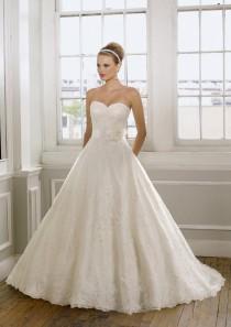 wedding photo - 2014 Cheap Mori Lee Wedding Dresses 1612 - Cheap Discount Evening Gowns