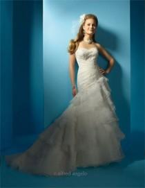 wedding photo - Alfred Angelo Bridal 2123 - Branded Bridal Gowns