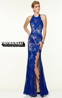 wedding photo - Paparazzi - 97101 - Elegant Evening Dresses