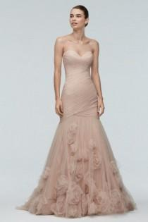 wedding photo - Blush Wedding Dress