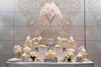 wedding photo - How To Plan The Perfect Candy Buffet – The Delicious Details