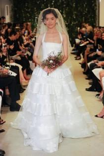 wedding photo - Carolina Herrera Style Juliette - Fantastic Wedding Dresses