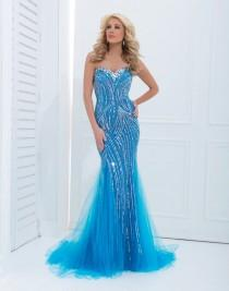 wedding photo - Tony Bowls Paris 114719 Dress - Brand Prom Dresses