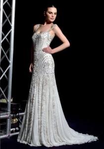 wedding photo - Stephen Yearick KSY65 Wedding Dress - The Knot - Formal Bridesmaid Dresses 2016