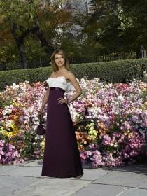 wedding photo - Rosy Bridesmaid Dress