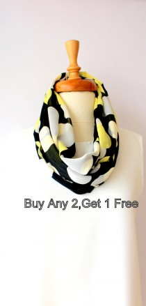 wedding photo - Mom Gift, Scarf, Dotto Scarf, İnfinity Spring Scarf, Gift İdeas Circle Scarf, By Bestbazaar Akirman