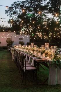 wedding photo - Lovely Natural Garden Wedding