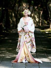 wedding photo - Japanese Dresses