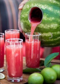 wedding photo - 12 Watermelon Recipes Even Better Than Biting Into That First Juicy Slice