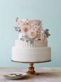 wedding photo - Amazing Wedding Cake Inspiration