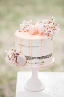 wedding photo - Cherry Blossom Garden Wedding Ideas