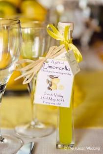 wedding photo - Lemon FeverAmore In Giallo - The Tuscan Wedding