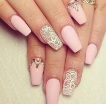 wedding photo - Cute Nail Designs