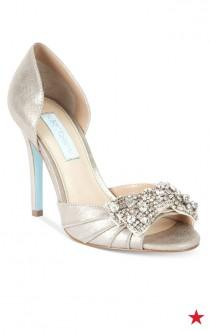 wedding photo - Gown Evening Pumps