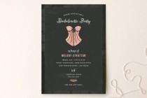 wedding photo - Bachelorette Party Invitation Card