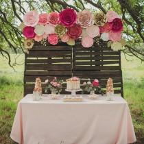 wedding photo - Elegant Surprise Bridal Shower Brunch
