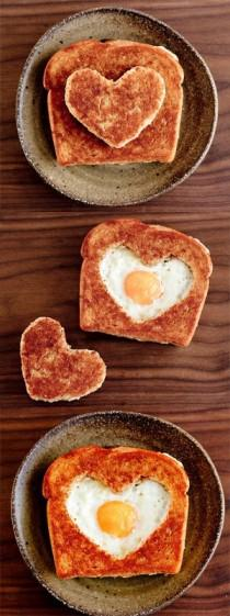 wedding photo - 6 Simple And Sweet Valentine's Day Breakfast Recipes