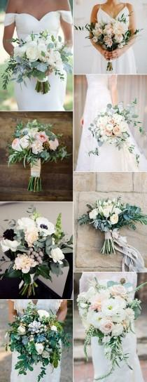 wedding photo - 50  Amazing Ways To Use Green Floral At Your Wedding