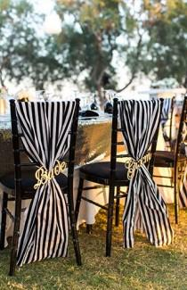 wedding photo - 25 Inspiring Ideas For The Classic Black & White Wedding