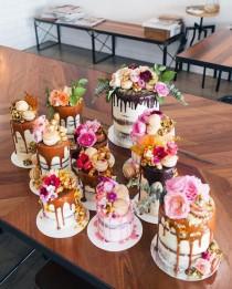 wedding photo - Unique Wedding Cakes