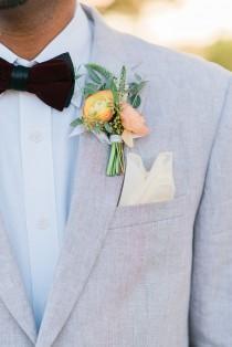 wedding photo - Peach And Copper Wedding Ideas