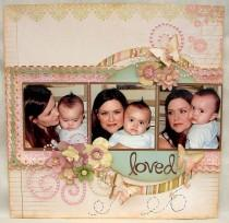 wedding photo - Scrapbook Pages