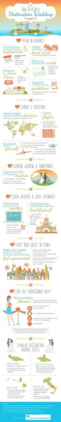wedding photo - How To Plan A Destination Wedding