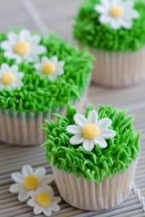 wedding photo - Easter Cake And Cupcake Ideas