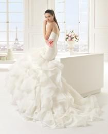 wedding photo - ROSA CLARá ESPARTA -  Designer Wedding Dresses