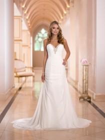 wedding photo - Stella York 5931 - Stunning Cheap Wedding Dresses