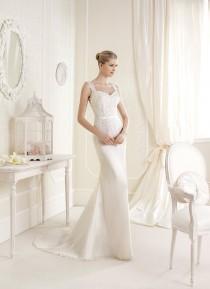 wedding photo - La Sposa By Pronovias - Style Iazeel - Junoesque Wedding Dresses