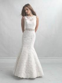 wedding photo - Allure Madison James MJ14 - Stunning Cheap Wedding Dresses