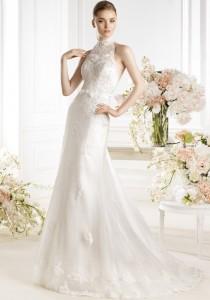 wedding photo - Avenue Diagonal Paityn - Charming Custom-made Dresses